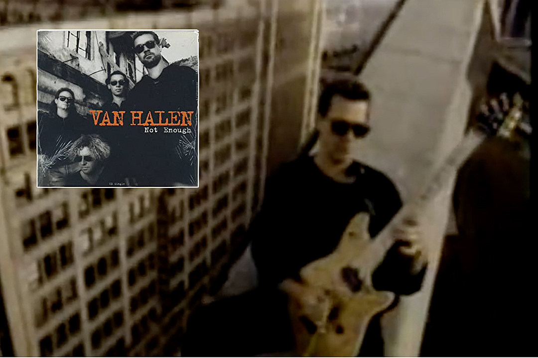 25 Years Ago: 'Not Enough' Ends Van Halen's Hot 100 Streak ...